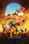 Tad the Lost Explorer and the Secret of King Midas DVD - EN148528 DVDP