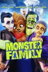 Monster Family DVD - 04281 DVDI