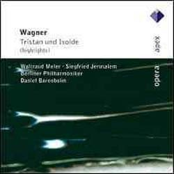 Wagner - Apex Series - Tristan & Isolde;Barenboim CD - 2564615052