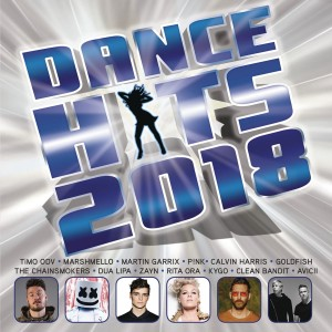 Dance Hits 2018 CD - CDBSP3386