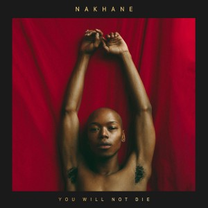 Nakhane Toure - You Will Not Die CD - 4050538334012