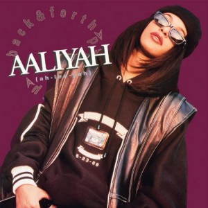 "Aaliyah - Back & Forth 12"" VINYL - 19075814211"