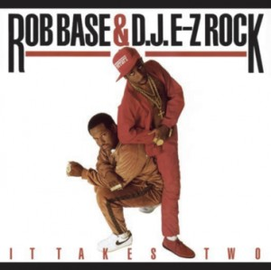Rob Base & DJ EZ Rock - It Takes Two (30th Anniversary) VINYL - 19075814651