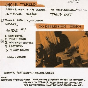 Uncle Tupelo - No Depression - Rarities VINYL - 19075814221