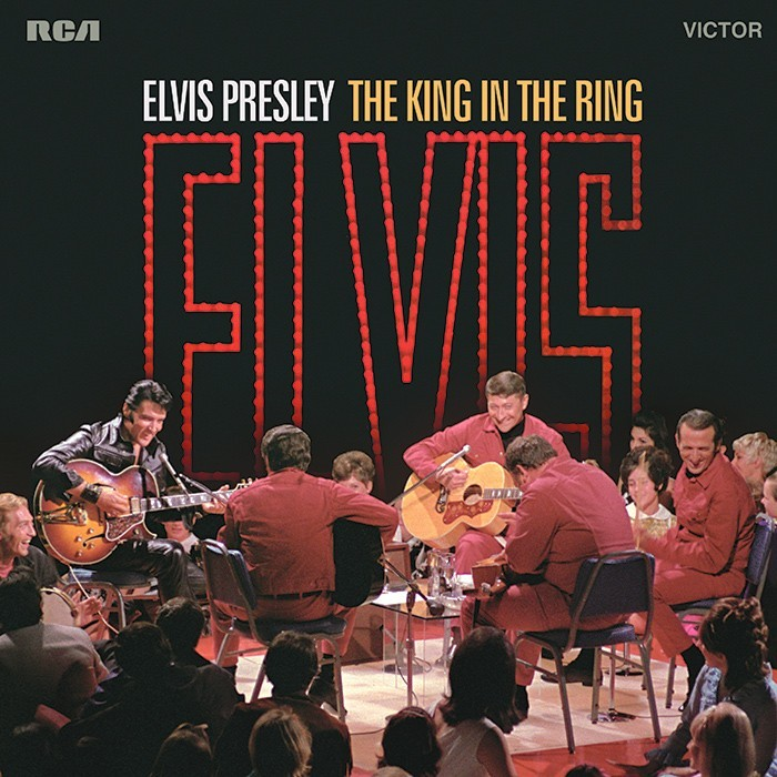 Elvis Presley - The King In The Ring VINYL - 19075811831