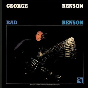 George Benson - Bad Benson VINYL - 19075808831