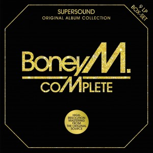 Boney M. - Complete (Original Album Collection - 9LP Box-Set) VINYL - 88985406971