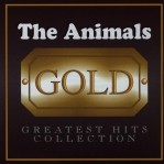 The Animals - Gold: Greatest Hits Collection CD - CDGOLD 14