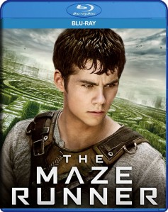 The Maze Runner Blu-Ray - BDF 57508