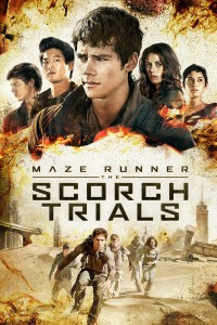 The Maze Runner: The Scorch Trials DVD - 64708 DVDF