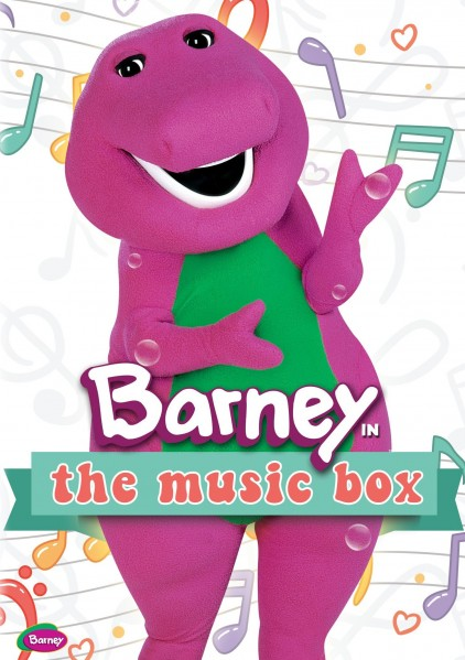 Barney: The Music Box + Venice Anyone DVD - SHTD-259