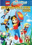 LEGO DC Super Hero Girls: Super Villain High DVD - Y34856 DVDW