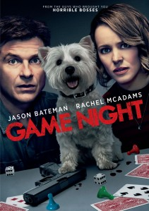 Game Night DVD - Y34867 DVDW