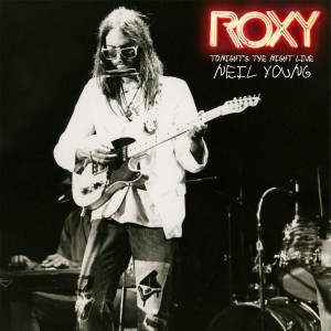 Neil Young - Roxy: Tonight's the Night Live CD - 9362490796