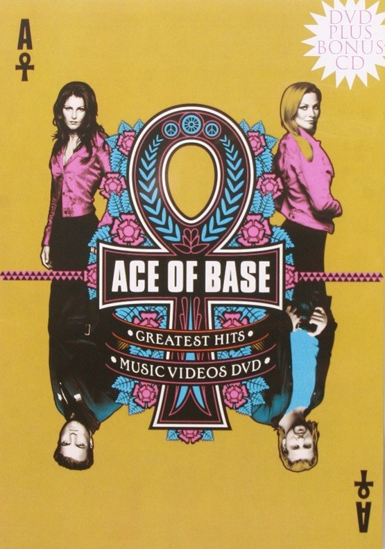 Ace Of Base - Greatest Hits DVD+CD - NEXTDV011