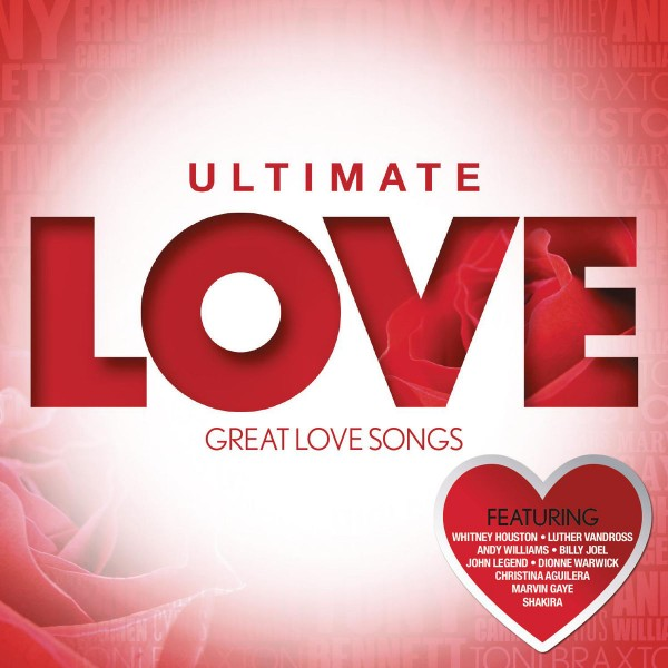 Ultimate... Love CD - CDSM617