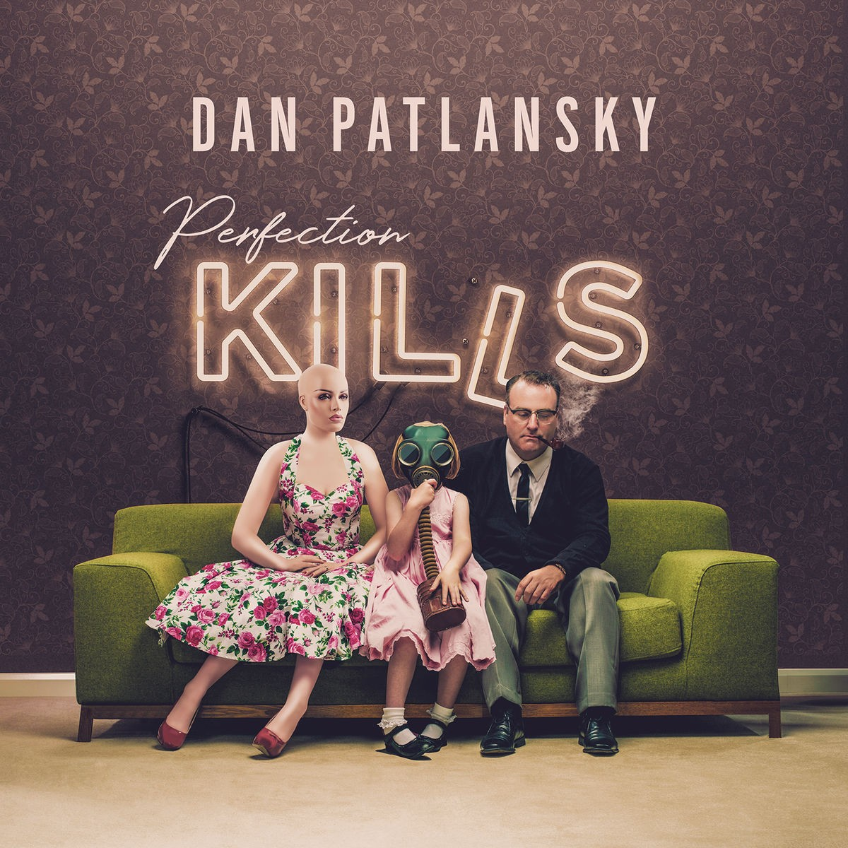 Dan Patlansky - Perfection Kills CD - 6716859