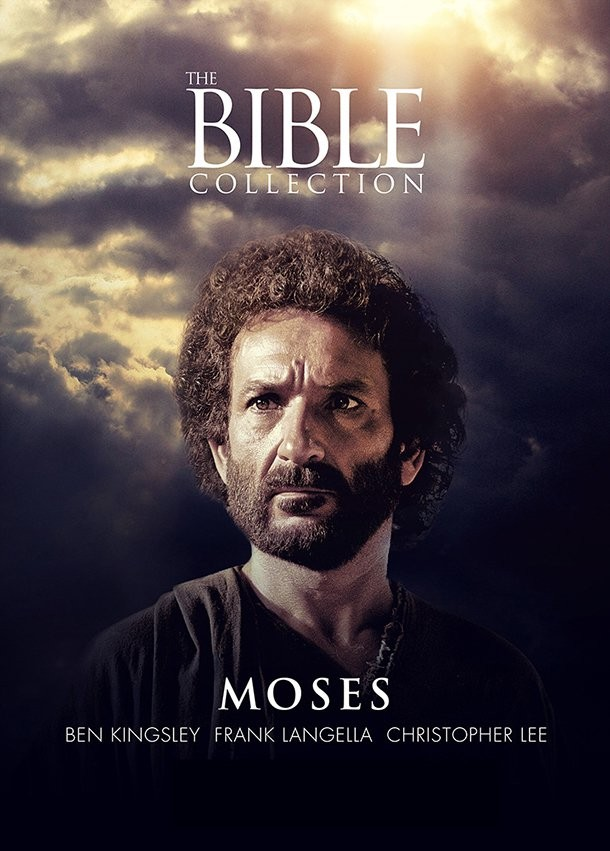 The Bible: Moses DVD - CPI-176