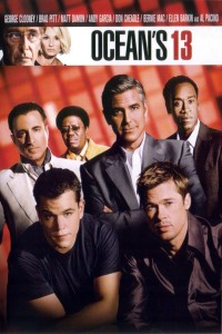 Ocean's Thirteen DVD - Y18221 DVDW