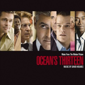 David Holmes - Ocean's Thirteen (Music from the Motion Picture) CD - 9362499734