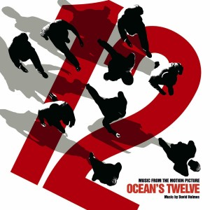 David Holmes - Ocean's Twelve (Music From the Motion Picture) CD - 9362489952