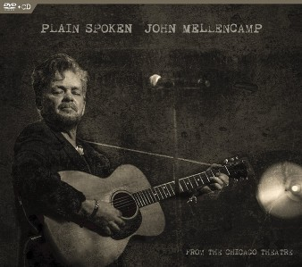 John Mellencamp - Plain Spoken - From the Chicago Theatre CD+DVD - 50513 0020922