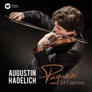 Augustin Hadelich - Paganini: 24 Caprices, Op. 1 CD - 9029572822