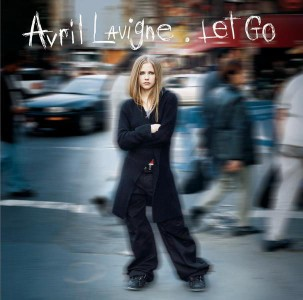 Avril Lavigne - Let Go CD - CDAST435