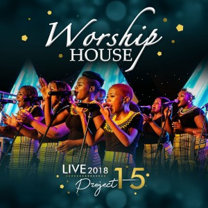 Worship House - 2018 Live Project 15 CD - WHPCD524