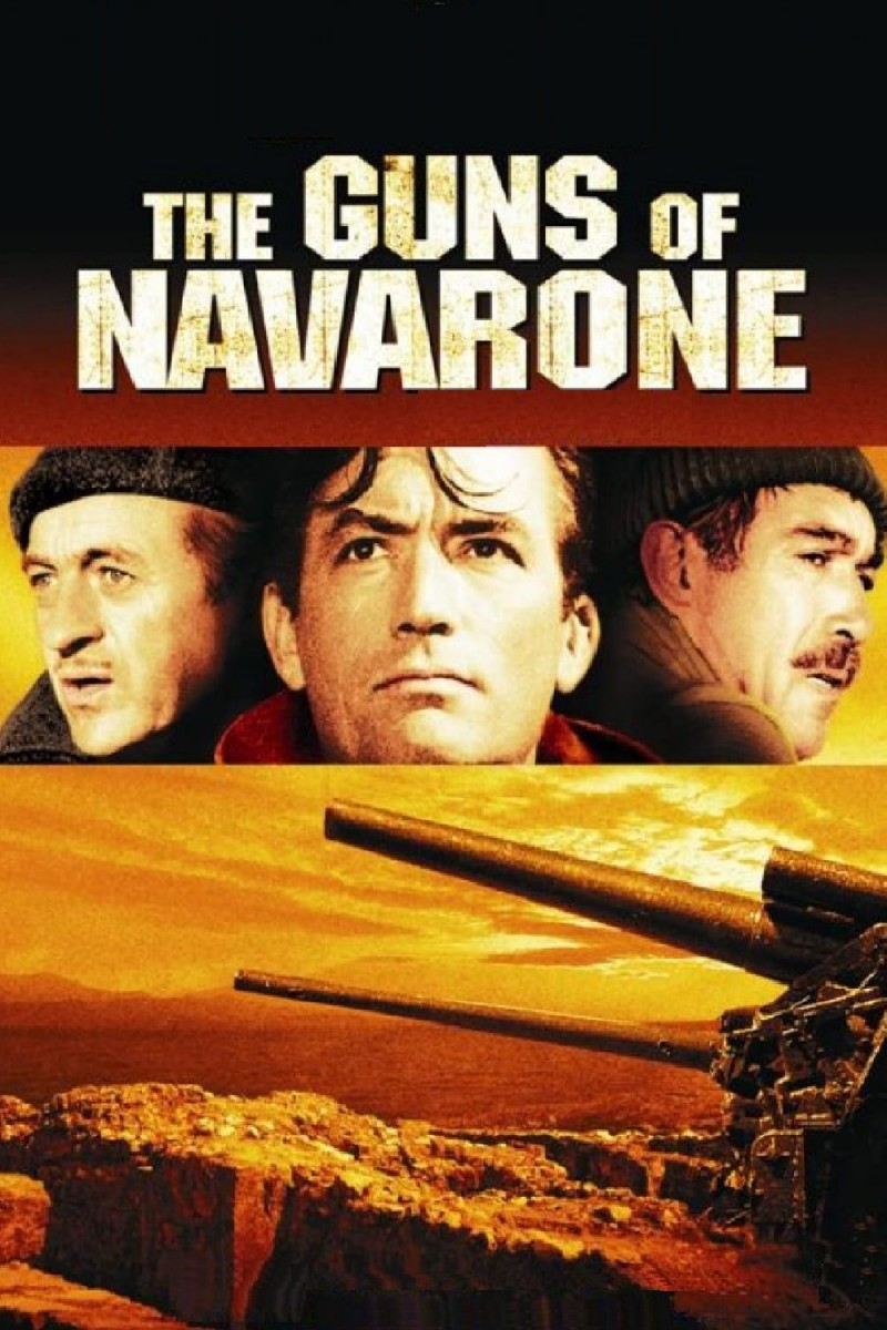 The Guns of Navarone DVD - 10228012