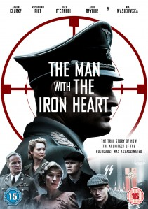 The Man with the Iron Heart DVD - 10228459