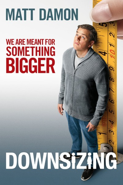 Downsizing DVD - EL148526 DVDP
