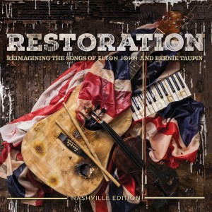 Restoration: The Songs of Elton John and Bernie Taupin CD - 06025 6767605