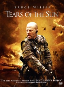 Tears of the Sun DVD - 10225682