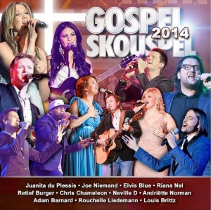Gospel Skouspel 2014 CD - RTGSCD 2014