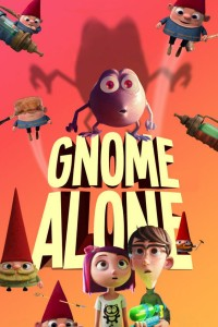 Gnome Alone DVD - BSF 173