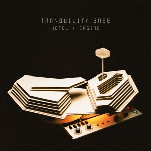 Arctic Monkeys - Tranquility Base Hotel & Casino CD - WIGCD339