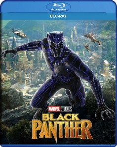 Black Panther Blu-Ray - 10228533