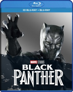 Black Panther 3D Blu-Ray+Blu-Ray - 10228534