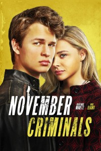 November Criminals DVD - 10227477