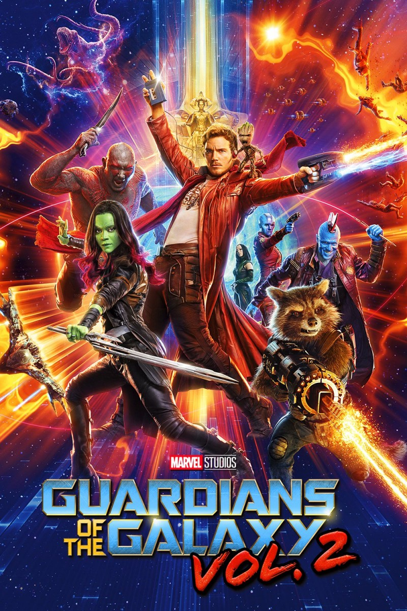 Guardians of the Galaxy Vol. 2 DVD - 10227580