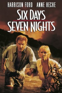 Six Days Seven Nights DVD - 10218195