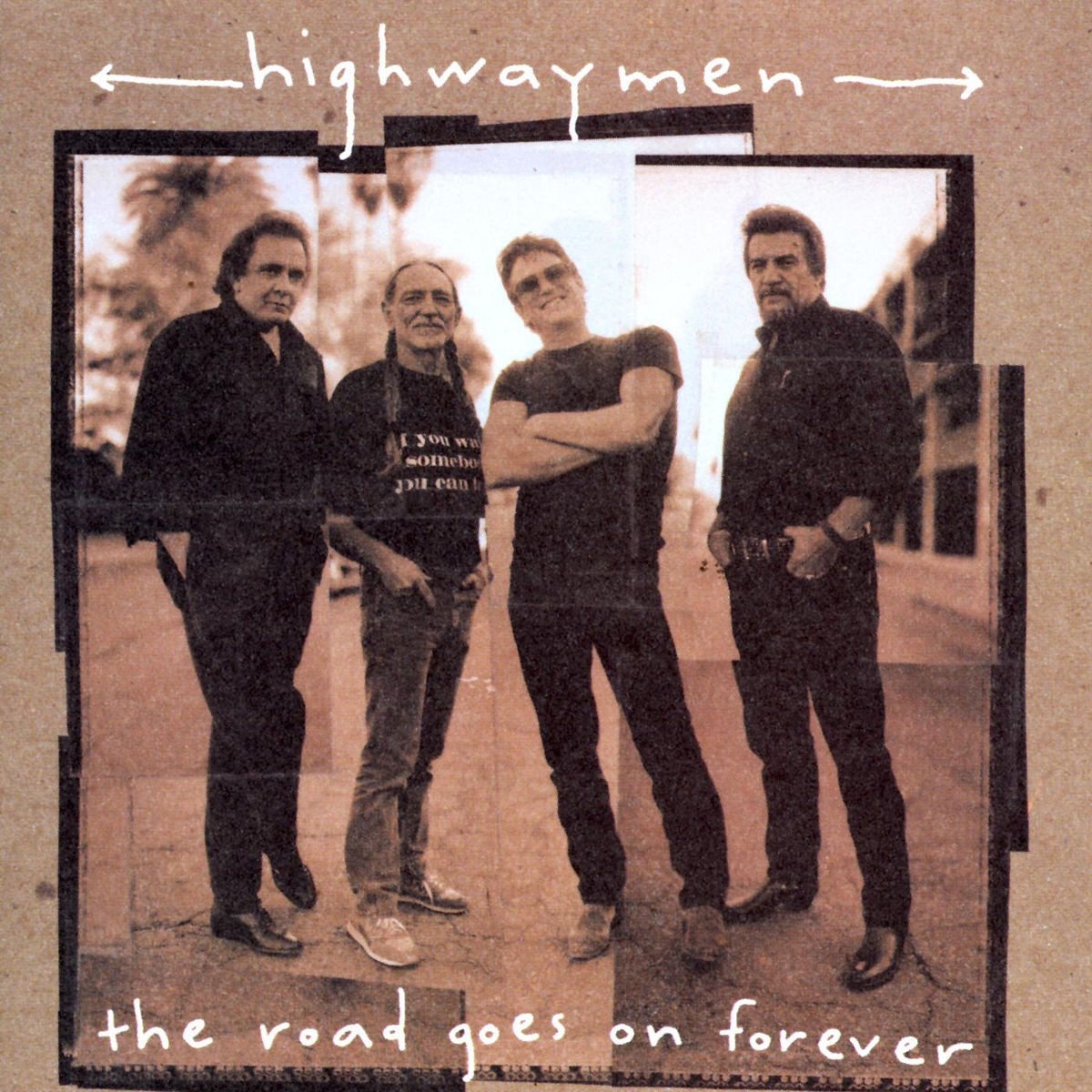 The Highwaymen - The Road Goes On Forever CD - 07243 4745070