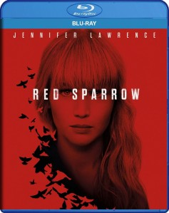 Red Sparrow Blu-Ray - BDF 83286