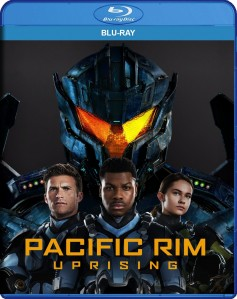 Pacific Rim: Uprising Blu-Ray - BDU 630423