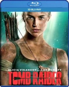 Tomb Raider 3D Blu-Ray - Y34878 BDW