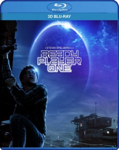 Ready Player One 3D Blu-Ray - Y34910 BDW