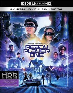 Ready Player One 4K UHD+Blu-Ray - Y34908 BDW
