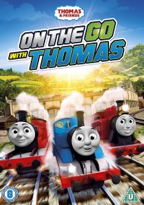 Thomas & Friends: On the Go With Thomas DVD - SHTD-261