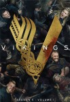 Vikings: Season 5 Volume 1 DVD - 82688 DVDF